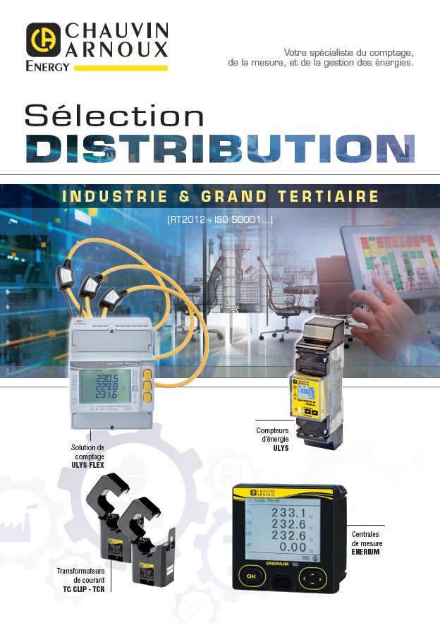 Catalogues Distribution Habitat, Industrie, Petit et Grand Tertiaire