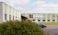 Fertigungswerk in Reux (Frankreich)