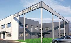 Fertigungswerk in Meyzieu (Frankreich)