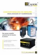 Enerdis Analog and digital measurement transducers