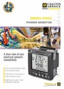 MEMO P200 Centrale di misura Chauvin Arnoux Energy