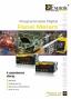 Programmable digital panel meters by Enerdis