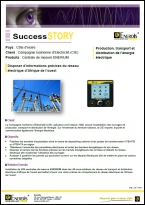 Success Story CIE Centrales de mesure Enerium