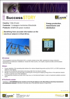 Success Story CIE - ENERIUM power monitors